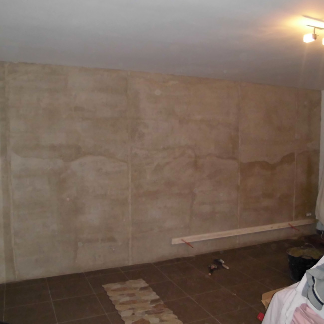 How do you do it? Tiled wall faux stone 2