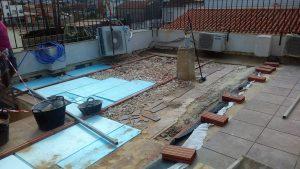 Rénovation complète de la terrasse > IMG 20161006 150152 2