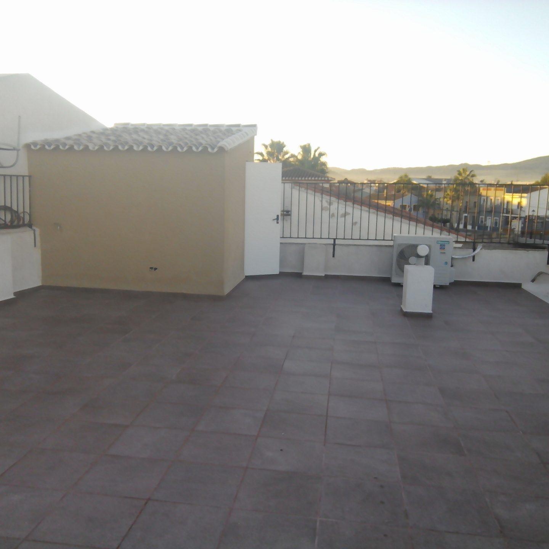 Reforma completa de terraza