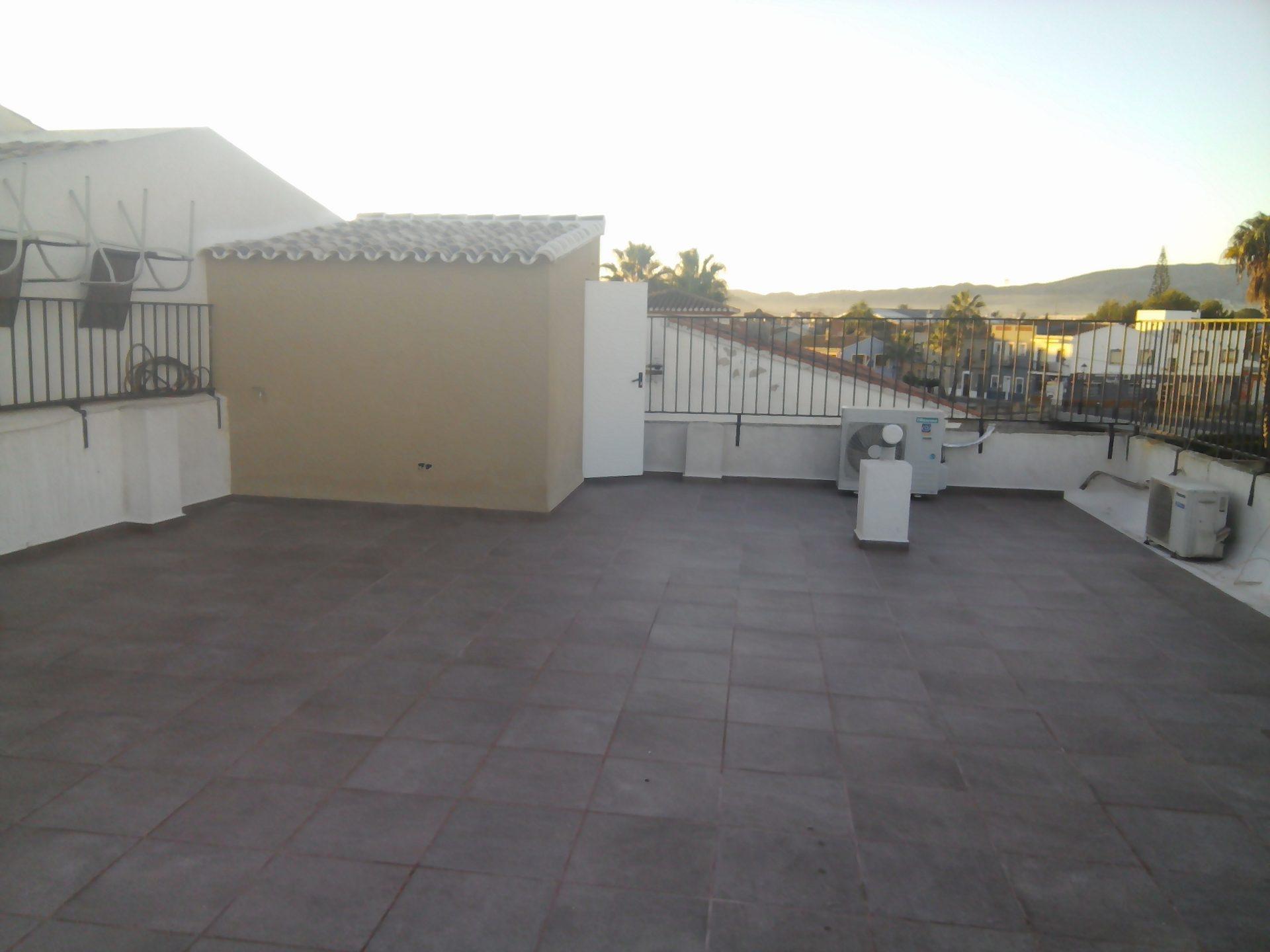 Rénovation complète de la terrasse